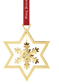 2017 Georg Jensen  Christmas Mobile , (annaul Ornament)